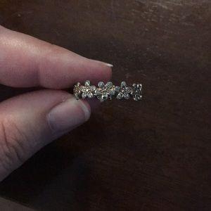 Pandora ring size 10